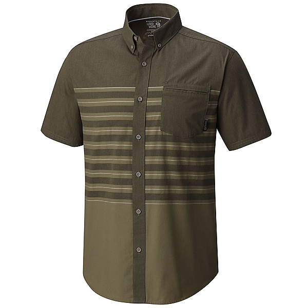Mountain Hardwear Axton AC Short Sleeve Mens Shirt, , 600