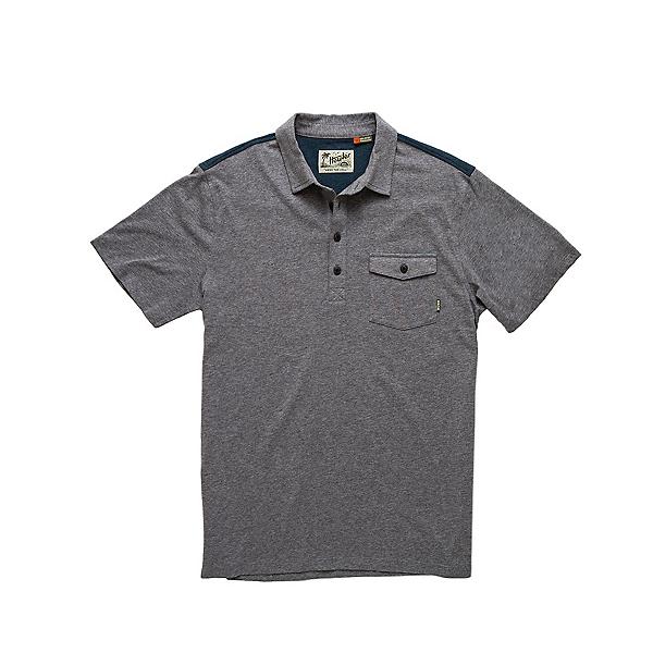 Howler Brothers Ranchero Polo Mens Shirt, , 600