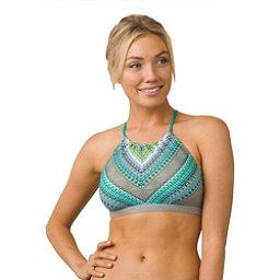 Prana Brina Bathing Suit Top, Emerald Riviera, 256