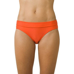 Prana Ramba Bathing Suit Bottoms, Electric Orange, 256