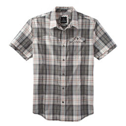 Prana Patras Slim Mens Shirt, Charcoal, 256