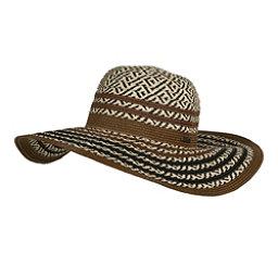 Prana Dora Womens Sun Hat, Black, 256