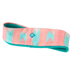 Prana Reversible Headband, Summer Peach Gemstone, 256