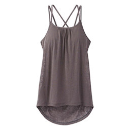 Prana Mika Strappy Womens Tank Top, Moonrock, 256