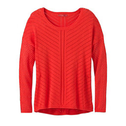 Prana Parker Womens Sweater, Koi, 256