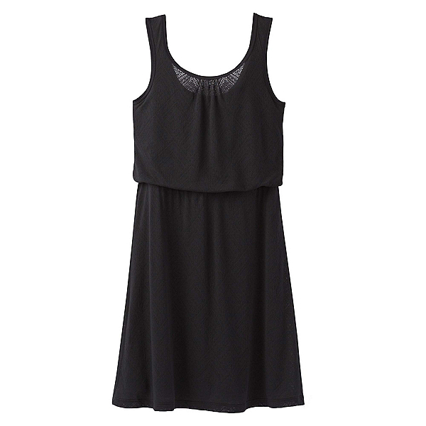 Prana Mika Dress, Black Copa, 600
