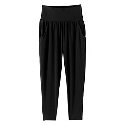 Prana Ryley Crop Womens Pants, Black, 256
