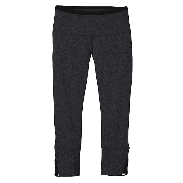 Prana Tori Capri Womens Pants, Charcoal, 600