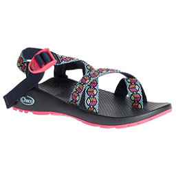 Chaco Z2 Classic Womens Sandals, Blue Peace, 256