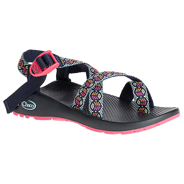 Chaco Z2 Classic Womens Sandals, Blue Peace, 600