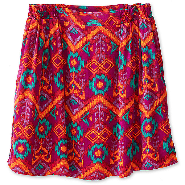 KAVU South Beach Skirt, Jewel Ikat, 600
