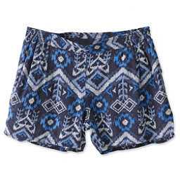 KAVU Sally Womens Shorts, Blue Ikat, 256