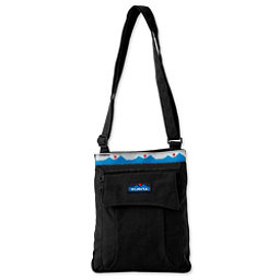 KAVU Keeper Bag, Black, 256