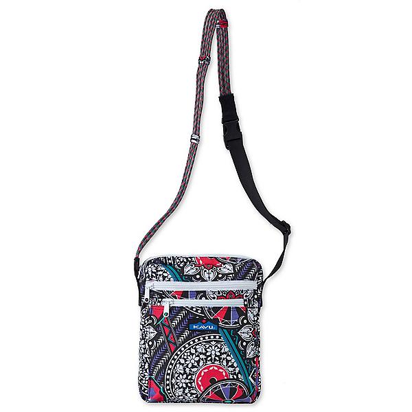 KAVU Zippit Bag, Spring Hodgepodge, 600