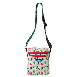 KAVU Zippit Bag, Campsite, 256