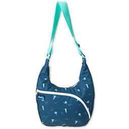 KAVU Singapore Satchel, Surfs Up, 256