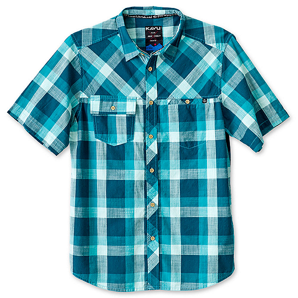 KAVU Pemberton Mens Shirt, , 600