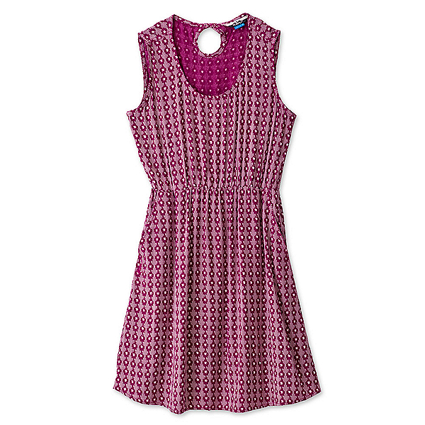 KAVU Simone Dress, Purple, 600