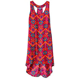 KAVU Jocelyn Dress, Jewel Ikat, 256