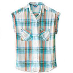KAVU Belfair Womens Shirt, Beach Vibes, 256