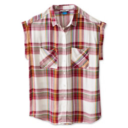 KAVU Belfair Womens Shirt, Northwest, 256