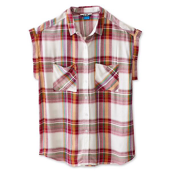 KAVU Belfair Womens Shirt, Northwest, 600