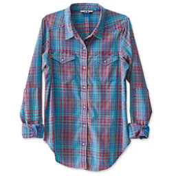 KAVU Billie Jean Womens Shirt, , 256