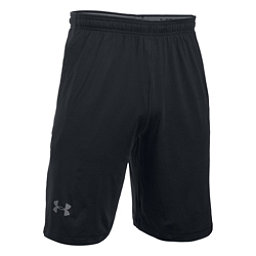 Under Armour Raid Mens Shorts, Black-Graphite, 256