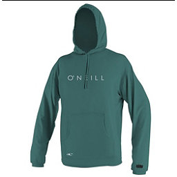 O'Neill 24-7 Tech Long Sleeve Hoodie Mens Rash Guard, Ink, 256