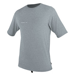 O'Neill Hybrid Short Sleeve Surf Mens Rash Guard, Cool Grey, 256