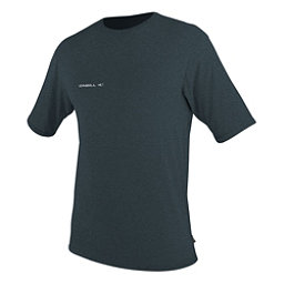 O'Neill Hybrid Short Sleeve Surf Tee Mens Rash Guard, Slate, 256