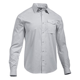 Under Armour Backwater Mens Shirt, Glacier Gray-White, 256