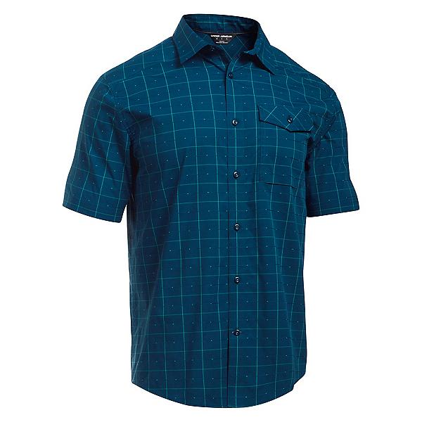 Under Armour Backwater Short Sleeve Mens Shirt, , 600