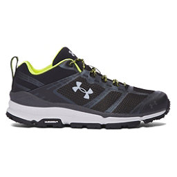 Under Armour Verge Low Mens Athletic Shoes, Black-Stealth Gray-Elemental, 256