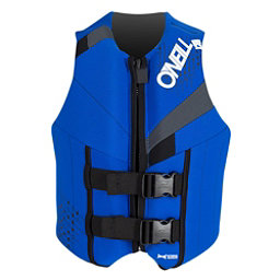 O'Neill Reactor Teen Life Vest 2018, Pacific-Coal-Black, 256