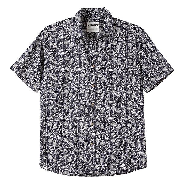 Mountain Khakis Zodiac Signature Print Mens Shirt, , 600