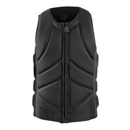 O'Neill Slasher Comp Adult Life Vest 2018, Graphite-Black, 256