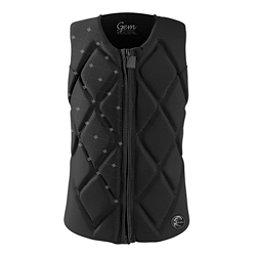 O'Neill Gem Comp Womens Life Vest 2018, Black-Black-Black, 256