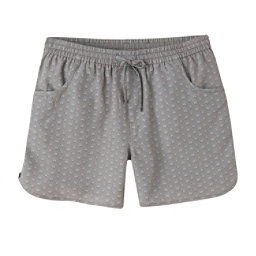 Mountain Khakis Hailey Classic Fit Womens Shorts, Gunmetal, 256