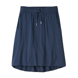 Mountain Khakis Solitude Relaxed Fit Skirt, Midnight Blue, 256