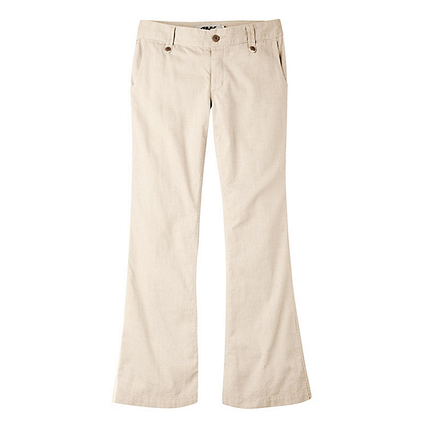 Mountain Khakis Island Relaxed Fit Womens Pants, Yellowstone, 600