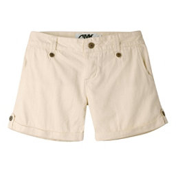 Mountain Khakis Island Relaxed Fit Womens Shorts, Yellowstone, 256