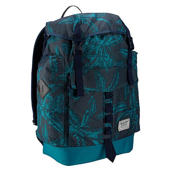 Burton Fathom Backpack, Tropical Print, 600