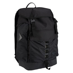 Burton Fathom Backpack 2017, True Black Heather Twill, 256