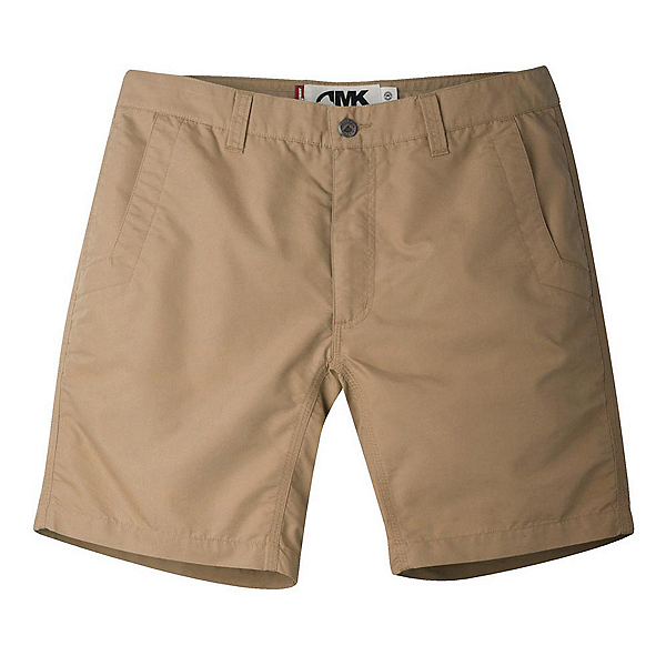 Mountain Khakis Poplin 10in Slim Fit Mens Shorts, , 600
