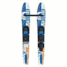 Connelly Super Sport Junior Combo Water Skis With Junior Slide Adjustable Bindings 2018, , 256