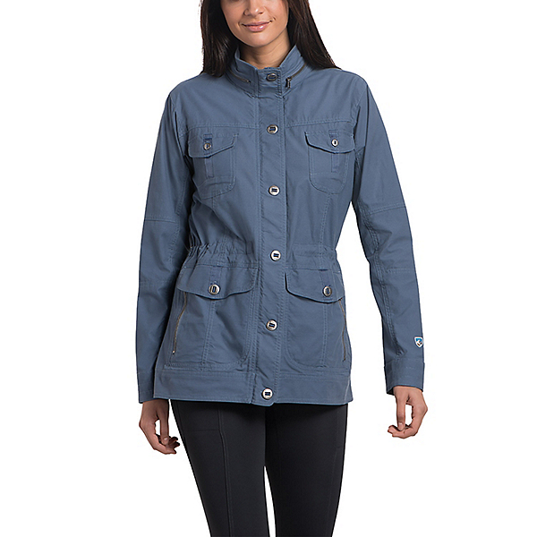 KUHL Rekon Womens Jacket, Slate Blue, 600
