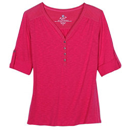 KUHL Shasta 3/4 Womens Shirt, Rhubarb, 256