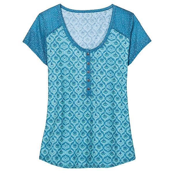 KUHL Kortina Short Sleeve Henley Womens Shirt, , 600