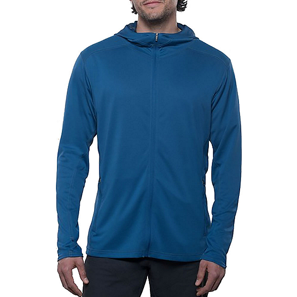 KUHL Shadow Mens Hoodie, Blue Depths, 600